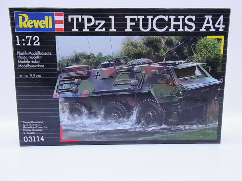 LOT 47339Sonderpreis Revell 03114 TPz1 Fuchs A4 1:72 Bausatz NEU in OVP