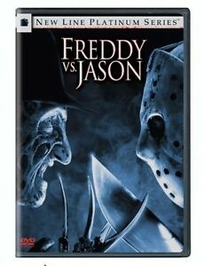 Freddy-vs-Jason-DVD-2004-Platinum-Series-New