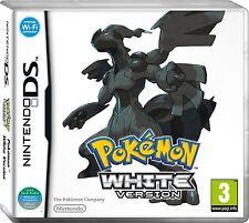 Pokemon - White Version, (Nintendo DS)  Brand NEW