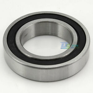6207-2RS C3 SKF Brand rubber seals bearing 6207-rs ball bearings 6207 rs