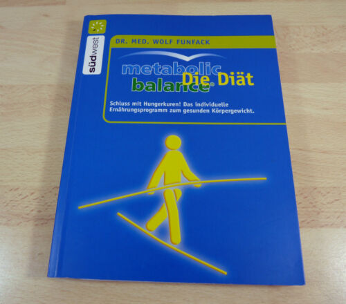 1 von 1 - Dr. med. Wolf Funfack: Metabolic balance - Die Diät / Taschenbuch