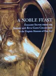 Livre/book : Argenterie Anglais (english Silver Virginia Museum ,argent Antique Aussi Efficacement Qu'Une FéE