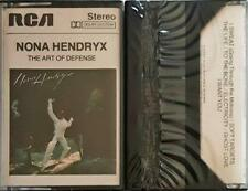 Nona Hendryx. The art defense. Mc Cassette Tape Sealed No Barcode
