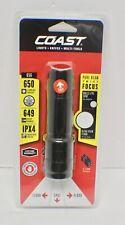 Coast 650-Lumen LED Handheld Flashlight G56 Pro grade NEW IN PACKAGE