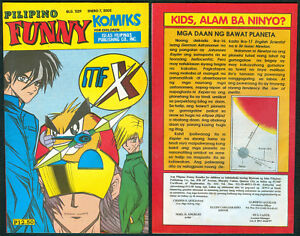 2002-PILIPINO-FUNNY-KOMIKS-For-Children-MECHA-FORCE-X-Comics-1229