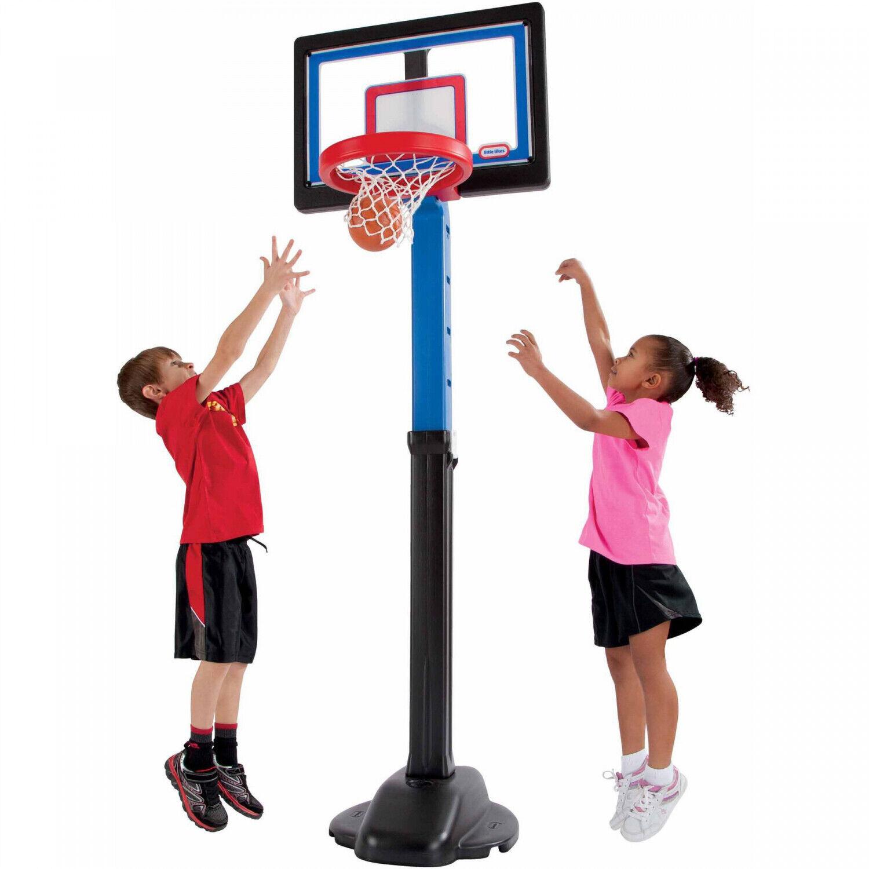 Little Tikes Play Like A Pro Kids Basketball Set