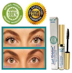 Quane Cosmetics Lash Flirtation - Eyelash Eyebrow Serum - Growth Stimulator 8ML