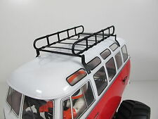 1/10 Metal Roof Top Mount Luggage Storage Rack Tamiya WR-02 Volkswagen Bus Type