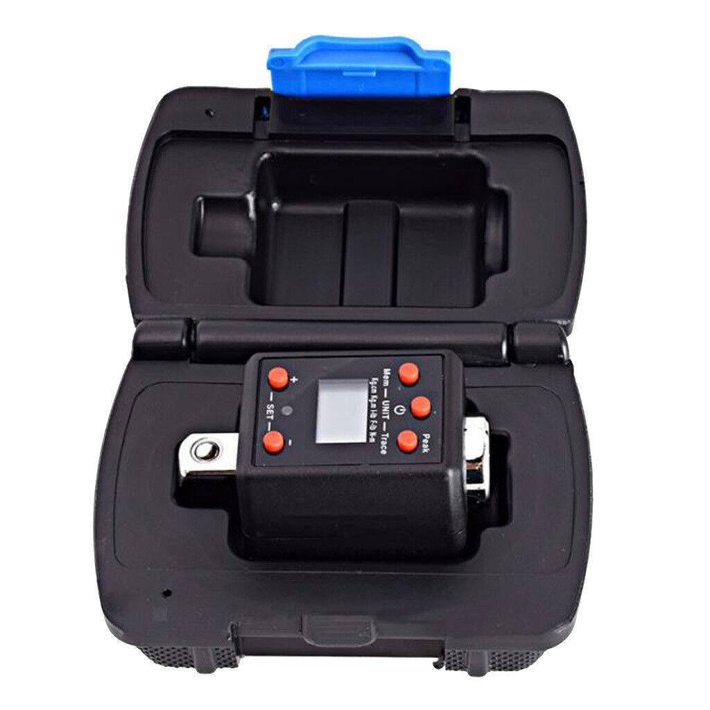 Hochpräziser digitaler Drehmomentschlüssel Adapter Handreparaturwerkzeug