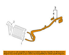 Chevrolet GM OEM 08-13 Corvette 6.2L-V8-Oil Cooler Pipe 15848590