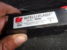 Federal Signal Intelli-flash Intelliflash 650200 LED Flasher Harley H-D Police