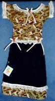 Handmade Duck Dynasty Black Oven Door Dress Kitchen Hand Towel 386
