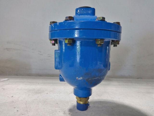 "A.R.I S-50 segev automatic air pressure release valve 16 bar 1//2/"" in"