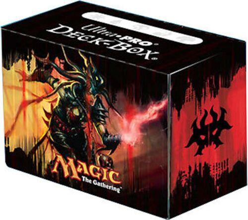 Ultra Pro deck box Rix Maadi Guildmage Return To Ravnica card holder for Mtg