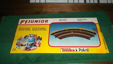 POLISTIL F1 JUNIOR CURVA 90° NUOVA NEW VINTAGE TOYS OLD GAME MACCHININE