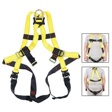 2500kg Safety Body Harness Fall Protection Lanyard Construction Roofing Combo