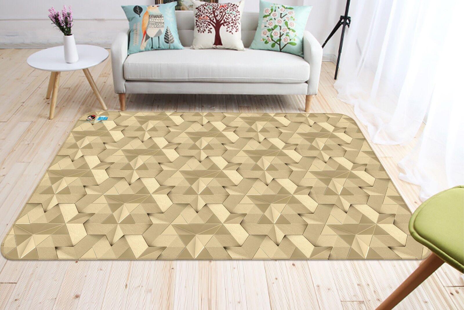 3d retro artigianato 2 antiscivolo tappeto bagagliaio Qualità Tappeto Elegante De