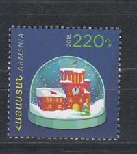 Christmas  Armenia MNH** 2018 Mi. 1097 Weihnachten