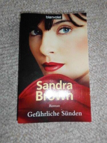 1 von 1 - Sandra Brown Gefährliche Sünden Liebesromane Frauenromane