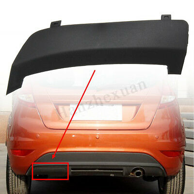Front Bumper Tow Towing Eye Cover Trim for Ford Fiesta 2005-2008