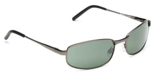 Unisex Mens Womens Gun Metal Classic Vintage Designer Pilot Sunglasses Case