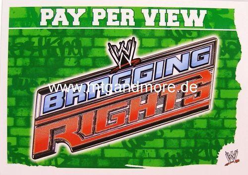 Slam ATTAX MAYHEM #223 wwe Bragging rights