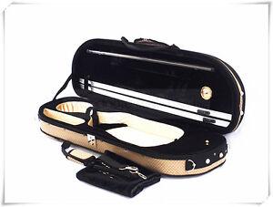 Trustful 4/4 Pro 850brb Enhanced Foamed Violin Case-free String Set/free U.s Shipping
