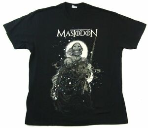 Mastodon-White-Walker-Black-T-Shirt-New-Official-Band-Merch