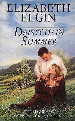 1 of 1 - Good, Daisychain Summer, Elizabeth Elgin, Book
