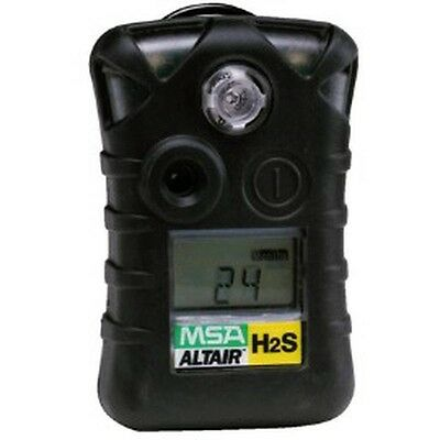 Affidabile Rilevatore Monogas Msa Altair H2s Hydrogen Sulfide Idrogeno Solforato -10071361c Con Metodi Tradizionali