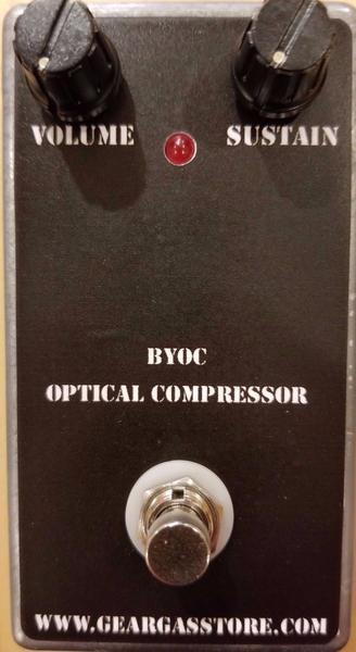 BYOC Optischer Kompressor Neue ASSEMBLED