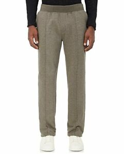ATM-Anthony-Thomas-Melillo-Cotton-Blend-Fleece-Pants-Jogger-Small-Olive-Green