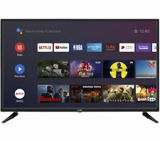 "LOGIK L32AHE19 Android TV 32"" Smart HD Ready LED TV Google Assistant - Currys"