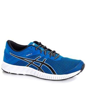 237a3eab7b24 NIB Men s ASICS Fuzex Lyte 2 Seamless Running Shoes Blue