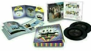 DELUXE-BOX-SET-The-Beatles-Magical-Mystery-Tour-Vinyl-EP-Blu-ray-amp-DVD-book