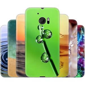 dessana-Wasser-TPU-Silikon-Schutz-Huelle-Case-Handy-Tasche-Cover-fuer-HTC