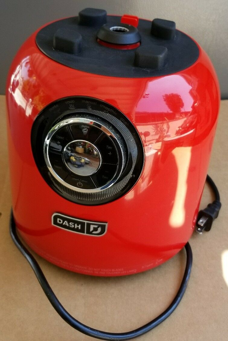 DASH CHEF SERIES  MOTOR ONLY  rouge 1400W, 2.2 HORSE POWER COMMERCIAL PERFORMAN