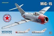 Eduard 1/72 Model Kit 7423 Mikoyan MiG-15 Weekend Edition C
