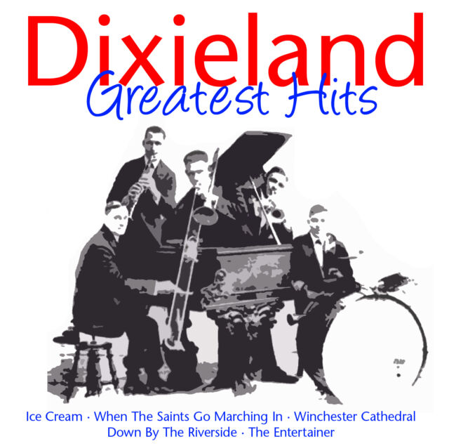CD Dixieland Greatest Hits Various Artists 2CDs