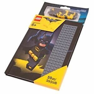 BRAND NEW **NEW** THE LEGO® BATMAN MOVIE Batman™ Notebook with Stud Cover
