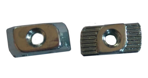 T Nuts for 3030 Aluminium Extrusion Profile 30mm Slot 8 End Cap 3D Printer CNC