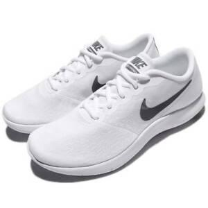 Nike Flex Contact [908983-100] Men Running Shoes White/Cool Grey