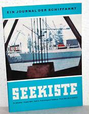 SEEKISTE - Heft 8 / 1964 - Ein Journal der Schiffahrt