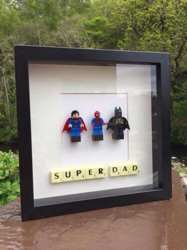 SUPEREROI Lego Dc Marvel Avengers HULK SPIDERMAN SUPERMAN BATMAN HULK THOR Regalo