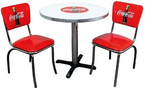 coca cola diner chair chairs table coke bottle ebay
