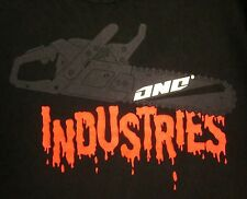 ONE INDUSTRIES tee XL chainsaw BMX motocross T shirt mountain bike racing