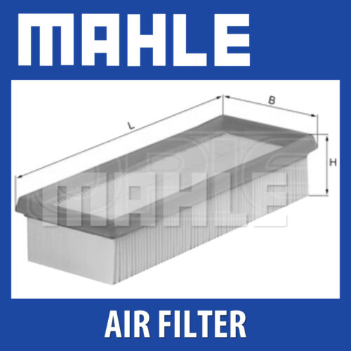 Fits Fiat Mahle Air Filter LX580 Genuine Part