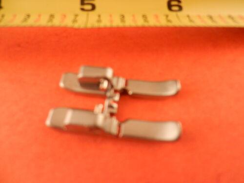 6mm Open Toe Presser Foot Feet for Pfaff Sewing Machine #93-036931-91