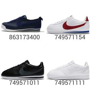 Detalles acerca de Nike Classic Cortez/Cuero/72/Zapatos Tenis Prem Hombre  Para Correr Elija 1- mostrar título original