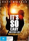 It's So Easy And Other Lies (DVD, 2016)